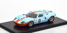 1:43 Spark Ford GT40 Winner 24h Le Mans Rodriguez/Bianchi 1968