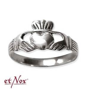 Claddagh Ring Celtic Ehering Freundschaftsring Verlobungsring 925er Silber R159
