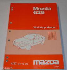 Werkstatthandbuch / Workshop Manual Mazda 626 Type GF - Edition 04/1997 !