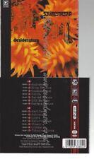 CD--SYNAESTHESIA--    DESIDERATUM