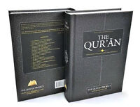 The Quran Project: English Translation of the Quran-(Small-19x13cm-White Pgs-HB-