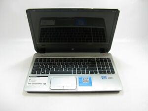 "HP ENVY TS m6 Sleekbook 15.6"" Laptop 1.6GHz i5-4200U 8GB RAM Grade B No Battery"
