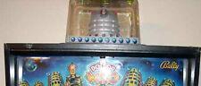 Dr. Who pinball machine topper (moving Dalek)