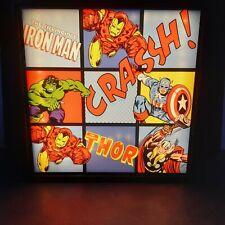 Disney Marvel Comics Mesa De Luz