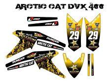 Artic Cat DVX 400 ATV Quad Graphic Kit