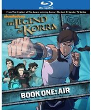 The Legend of Korra: Book One: Air [New Blu-ray] Full Frame, 2 Pack, Dubbed, S
