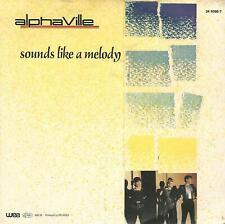 """ALPHAVILLE """" SOUNDS LIKE A MELODY / THE NELSON HIGRISE   """"  7 """" WEA  ITALY"""