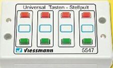 Viessmann 5547 Panneau de Boutons 2-aspects