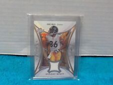 2007 Upper Deck Trilogy Sunday's Best #ed 38/199 Hines Ward #SB-HW NM-MT