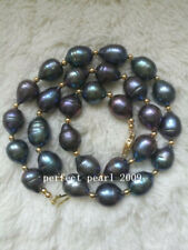 a9693dfb81ba3 Black Strand/String Yellow Gold Fine Pearl Necklaces & Pendants for ...