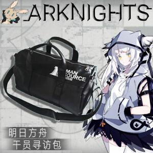 Game Arknights Handbag Student Single Shot Shoulder Messenger Bag PU New Gift N