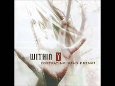 WITHIN Y - PORTRAYING DEAD DREAMS - CD NEW & SEALED - DEATH METAL