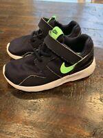 Nike Sneakers Size 9C Toddler Blue Kaishi