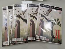 Uncanny Inhumans #11 First Print 1st App Mosaic Marvel 2016