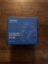 Mpow Shooti Ear Muffs, Snr 34dB Safety Ear Muffs, Professional Hearing Protect