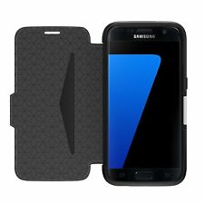 OtterBox Strada Series Case (Onyx Black) for Samsung Galaxy S7