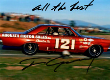 NASCAR Dan Gurney autographed photo