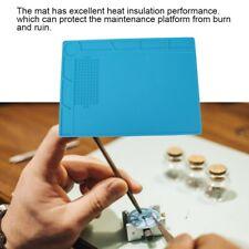 Professional Anti-slip Plastic Mat Work Bench Multi-Function Watches Repair Tool