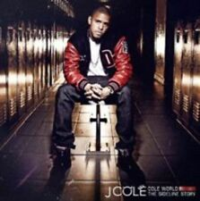J. COLE Cole World The Sideline Story CD BRAND NEW
