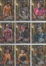 "Black Panther - ""Wakanda Forever"" 14 Card Chase Set #WF1-14"
