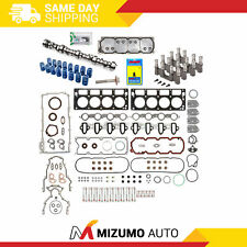 2007-2013 Chevy GM 5.3 AFM DOD Delete Kit Camshaft 3-Bolts Gaskets Lifters+more