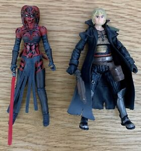 Star Wars Legacy Collection Darth Talon & Cade Skywalker Comic Pack