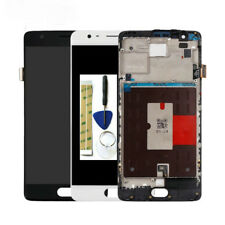 For Oneplus 3/3t A3000 A3003 A3010 Lcd Screen Display Touch Glass Digitizer Fram