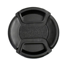 62mm Front Lens Cap Hood Cover Snap-on for Canon Sony Olympus Nikon Camera New