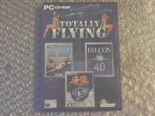 PC totalmente volando - 4 Sims Inc Falcon 4.0 Disco de versión original para PC Windows