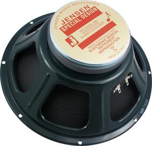 "Jensen C12N 50 watt 8 ohm 12"" guitar speaker replacement for Fender amplifiers"