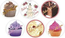 Vinyl  Stickers / Labels for Baking / Cake Business Packaging