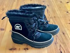 Sorel Torino Boots - UK size 5.5 (Women's), Black, Brand New In Box