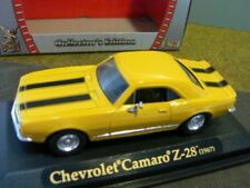 1/43 Yat Ming Chevrolet Camaro Z-28 1967 gelb