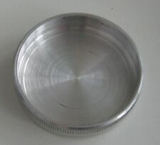 back metal chrome plated Cap  Jupiter 8 industar 26 other good condition Mx39