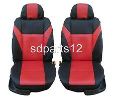 Premium Leatherette Seat Covers For Bmw Audi Toyota 1+1