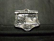 Pin KuK Artillerie 1915 Abzeichen - 3 x 3,5 cm