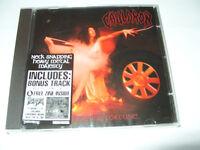 Cauldron  Burning Fortune (CD 2011) INCLUDES BONUS TRACK New & Sealed
