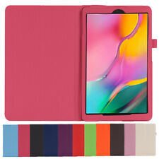 For Samsung Galaxy Tab A 10.1 SM-T510 2019 Tablet Leather Smart Stand Case Cover