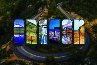"""Oregon Postcards - 250 Bulk Order - 4"""" x 6"""" - Souvenirs for Tourists"""