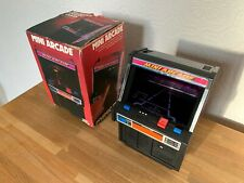 Boxed Tomy Cosmic Clash Vintage 1982 LED Electronic / Mechanical Game - Mint A+