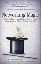 NETWORKING MAGIC FIND THE BEST MAKE CONNECTIONS