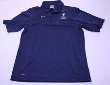 Men's Creighton Bluejays S Nike FitDry Athletic Polo Collared Dress Shirt Nike