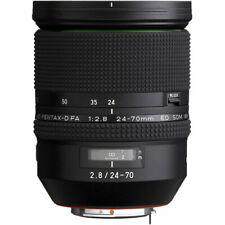 Pentax HD D-FA 24-70mm F2.8 ED SDM WR Unità Demo - Fowa -