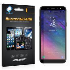 3 LCD Film Protector De Pantalla Saver Transparente para Teléfono Móvil Samsung Galaxy A6 2018