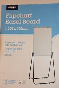 BRAND NEW IN BOX BURROWS FLIPCHART EASEL BOARD 1000MMX700MM