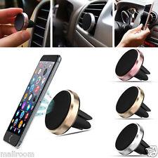 Universal Handy Magnet Halterung Auto KFZ PKW LKW Lüftung für Smartphone 5 Farbe