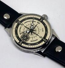 X-Mas Sale - Rare, Vintage Moljina Men's Mechanical Marriage Soviet Watch