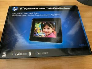 """HP 8"""" Digital Picture Frame Model df808 - FREE SHIPPING"""