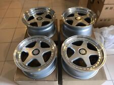 "JDM 18"" Futura Style wheels Merc mercedes benz r107 w126 w124 w201 audi vw OZ"