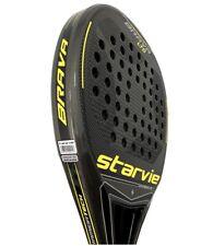 Pala de Padel - StarVie Brava Carbon Soft Black Ltd - Nueva Precintada